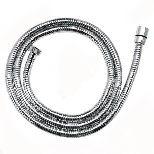 Csavarodásmentes megerősített fém zuhanycső 150 cm W47
