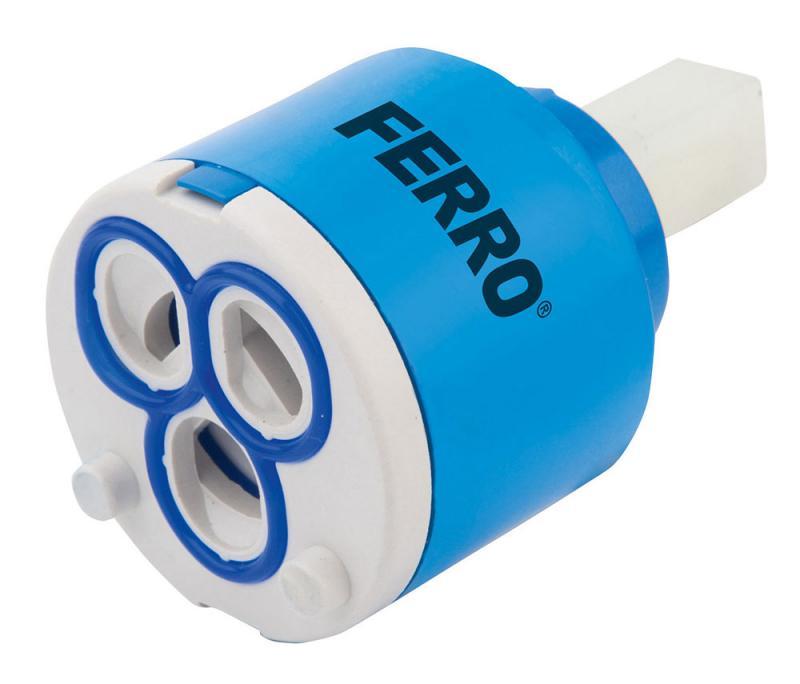 FERRO Kerámia betét egykaros csaptelepekhez 40 mm rövid