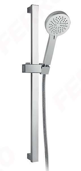 FERRO Vigo fém zuhanyszett kézi zuhannyal N320