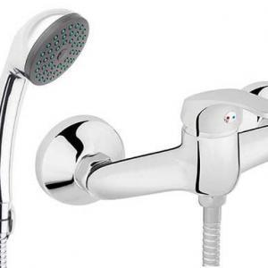 BASIC Zuhany csaptelep   zuhanyszett