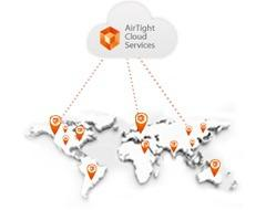 AirTight Cloud felhő menedzsment 5 éves előfizetés