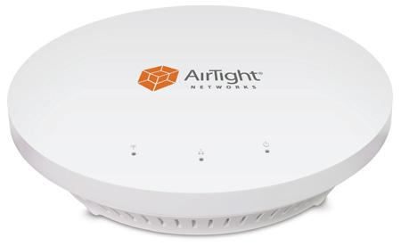 AirTight Networks C-55 Dupla rádió, 2x2 802.11abgn AP/Sensor hardver