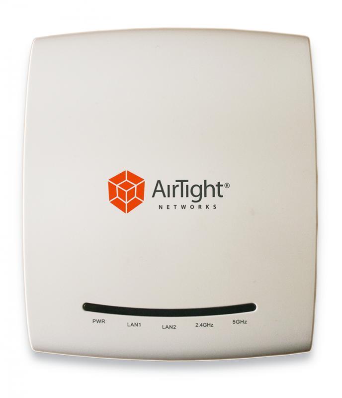 AirTight Networks C-75 Dupla rádió, 3x3 802.11ac AP/Sensor harver belső antennával