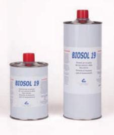 Biosol 19 kábeltisztítószer kábelszereléshez, 1 liter
