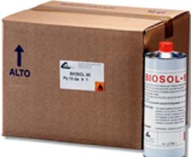 Biosol 95 kábeltisztítószer kábelszereléshez, 1 liter