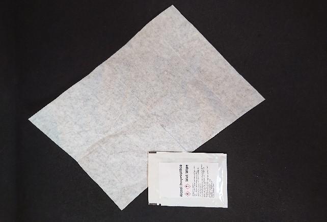 Izopropil-alkohol (IPA) törlőkendő
