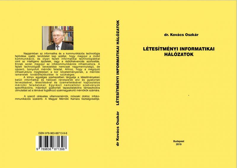 Létesítményi informatikai hálózatok / dr. Kovács Oszkár