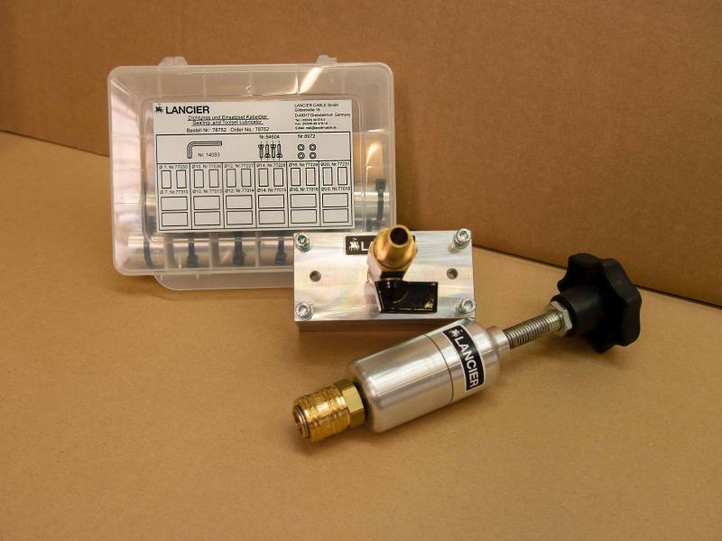 Minicső síkosító adagoló 7-20mm csőátmérőhöz