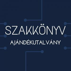 Ajándékutalvány: Távközlési szakkönyv levásárlására 1000 Forintos címletekben