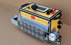 MAXICAT C3 minikábel befújó befújási paraméterek rögzítésével