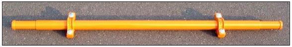 Type 20 dobemelőhöz dob tengely AL 1850mm