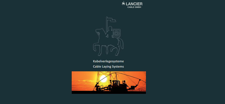 LANCIER Cable 2017