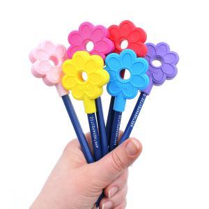 Színes rágható ceruzavég