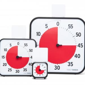 Time Timer - vizuális időmérők