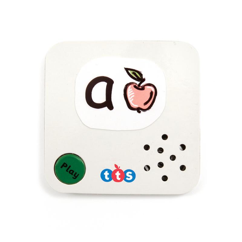 Beszélő kártya - mini