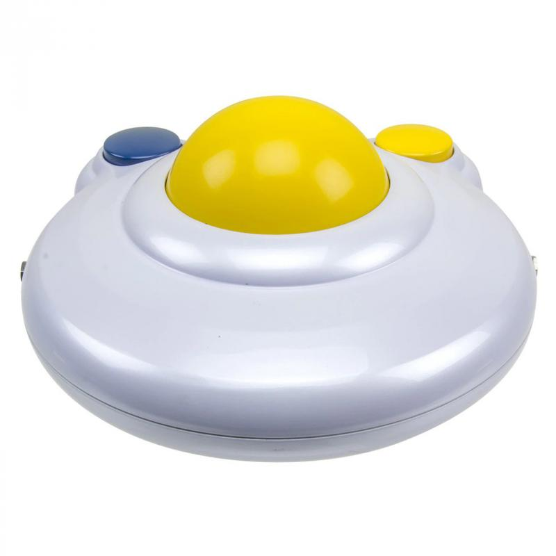 BIGtrack 2 USB - Large Trackball Mouse with ability sockets