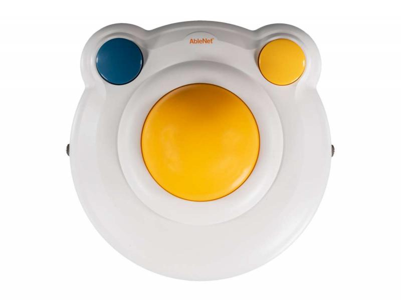 BIGtrack Wireless - Large Trackball Mouse