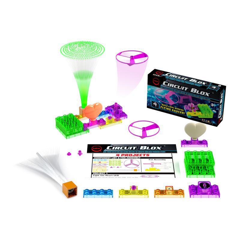 Circuit Blox 4 Student Set