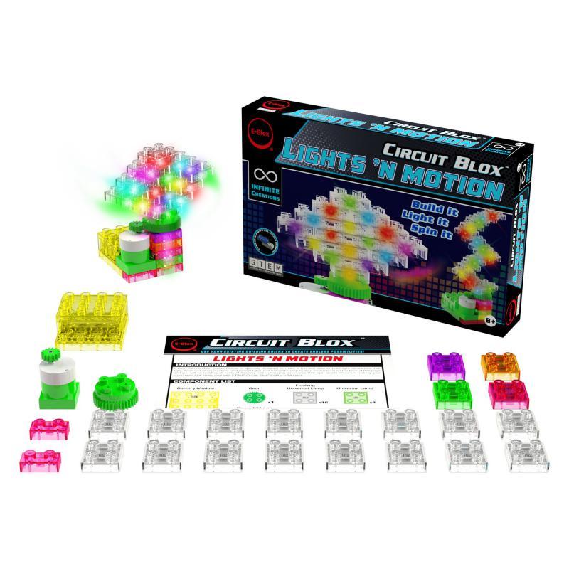 Circuit Blox - Lights n' Motion