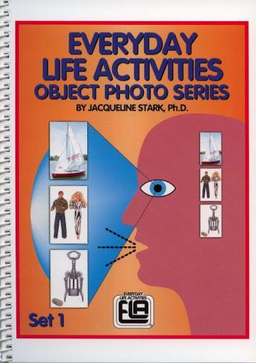 ELA (Everyday Life Activities) Photo Series Set 2