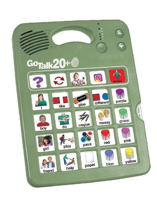 GoTalk 20+ Lite Touch