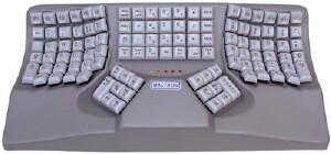 Maltron 3D keyboard