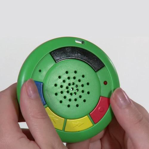 Multi-Memo hangrögzítő