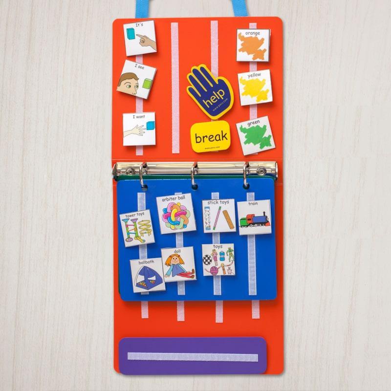 PECS Communication Book - Large