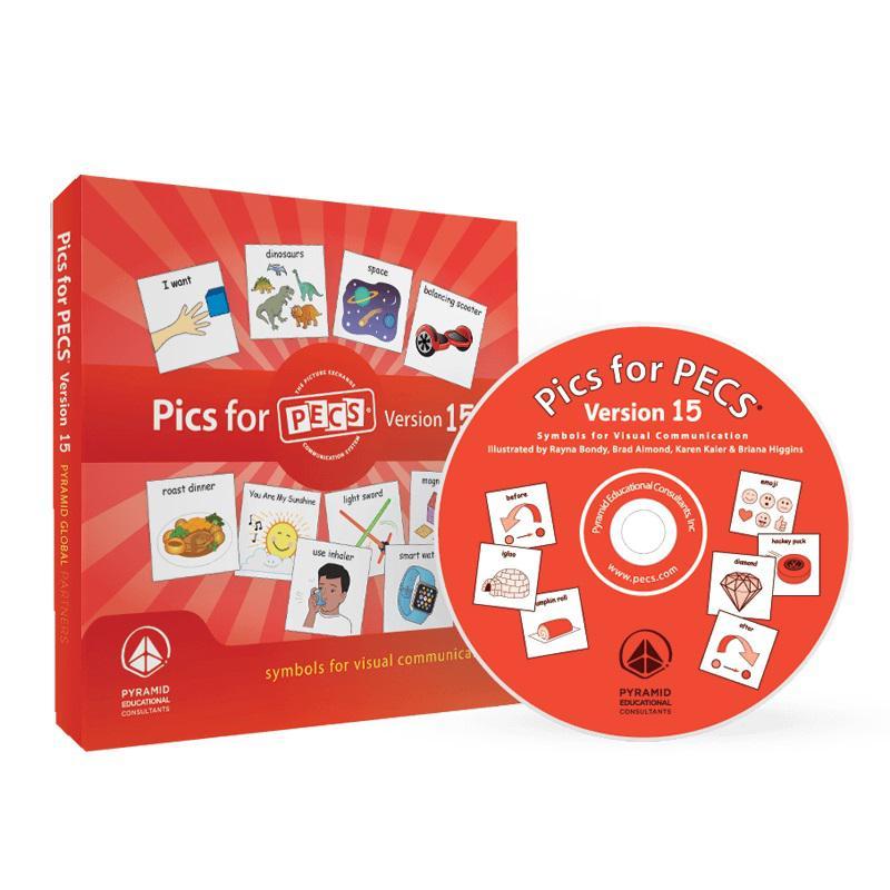 PECS® Képgyűjtemény - 15 verzió