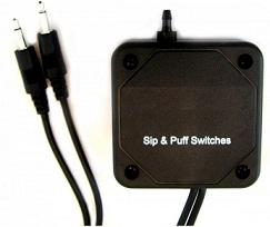 Sip & Puff Switches