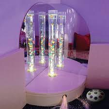 Snoezelen® Buborékcsöves érzékelő -sarok készlet
