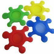Splatz blue/yellow/red/green