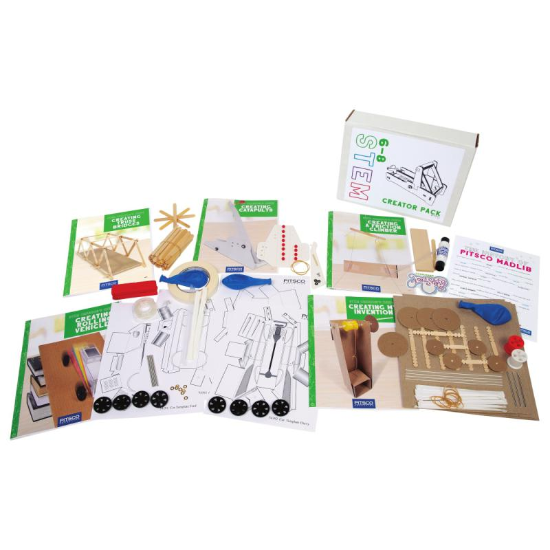 STEM Creator Pack