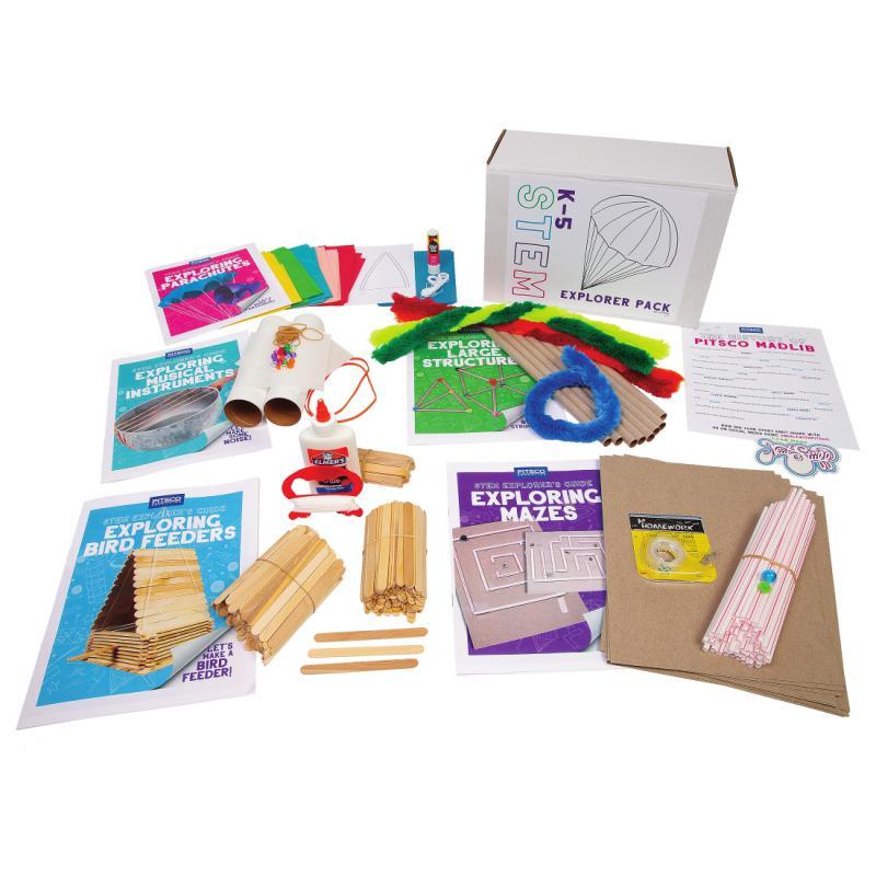 STEM Explorer Pack