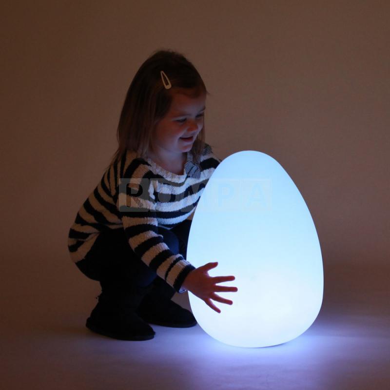 Színváltó tojás, nagy