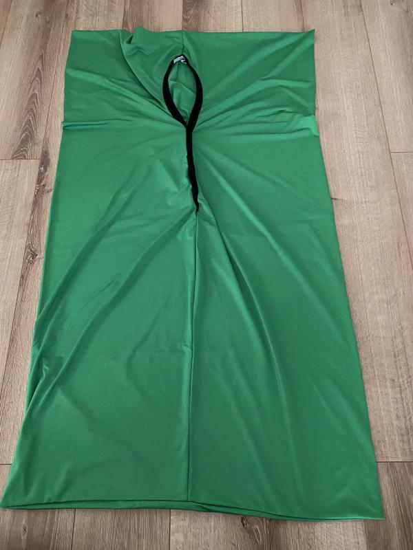Testzokni M - Zöld