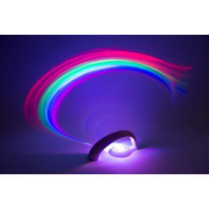 Szivárvány-készítő lámpa