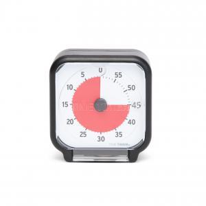 TimeTimer Audible Pocket, fekete ÚJ