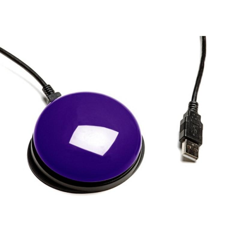 USB Switch Purple