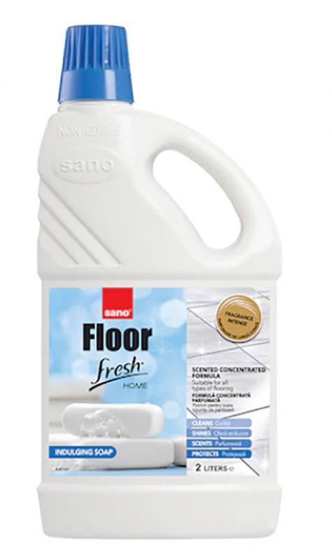 Floor fresh padló tisztító kényeztető szappan illattal 2L