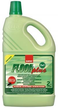 Floor Plus padlótisztító rovarriasztó 2L