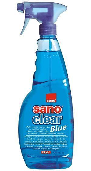Sano ablak és tükörtisztító 750 ml