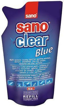 Sano Clear ablaktisztító utántöltő 750 ml