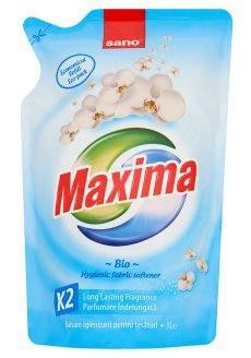 Sano Maxima Illatosított Bio öblítő Utántöltő 1 L