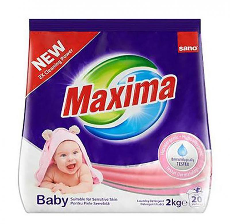 SANO MAXIMA MOSÓPOR BABY SENSITIVE