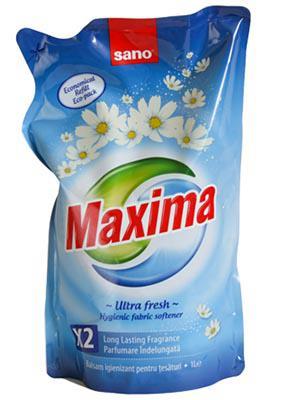 Sano Maxima Ultrafresh Öblítő Utántöltő 1 L