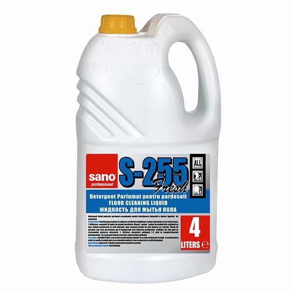 Sano S-255 Fresh padlófelmosó 4l