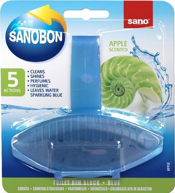 Sanobon wc akasztós  alma