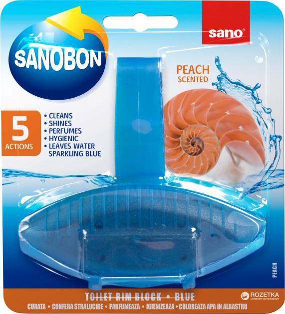 Sanobon wc akasztós barack