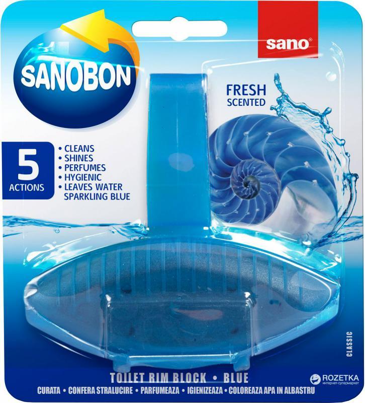Sanobon wc akasztós friss illatú